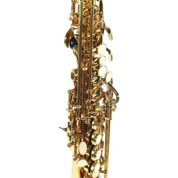 Saxofone Reto Jahnke JSSH001 Laqueado Si Bemol
