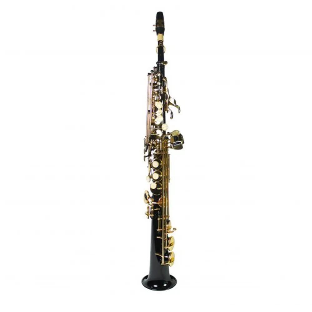Saxofone Reto Jahnke JSSH001 Preto Laqueado Si Bemol