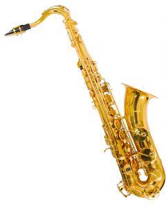 Saxofone Tenor Benson BSTC-1L Laqueado Bb
