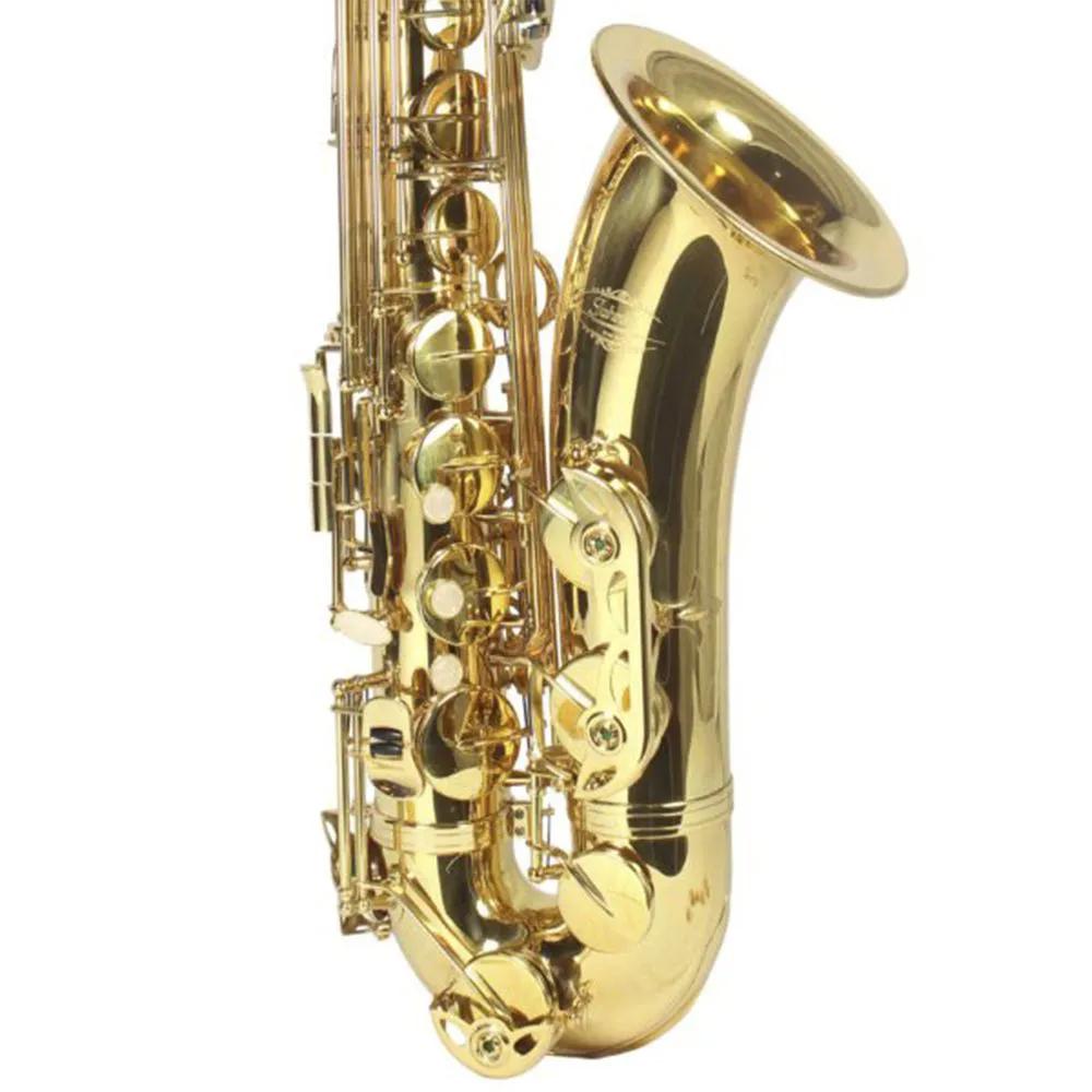 Saxofone Tenor Jahnke JSTH001 Laqueado Si Bemol