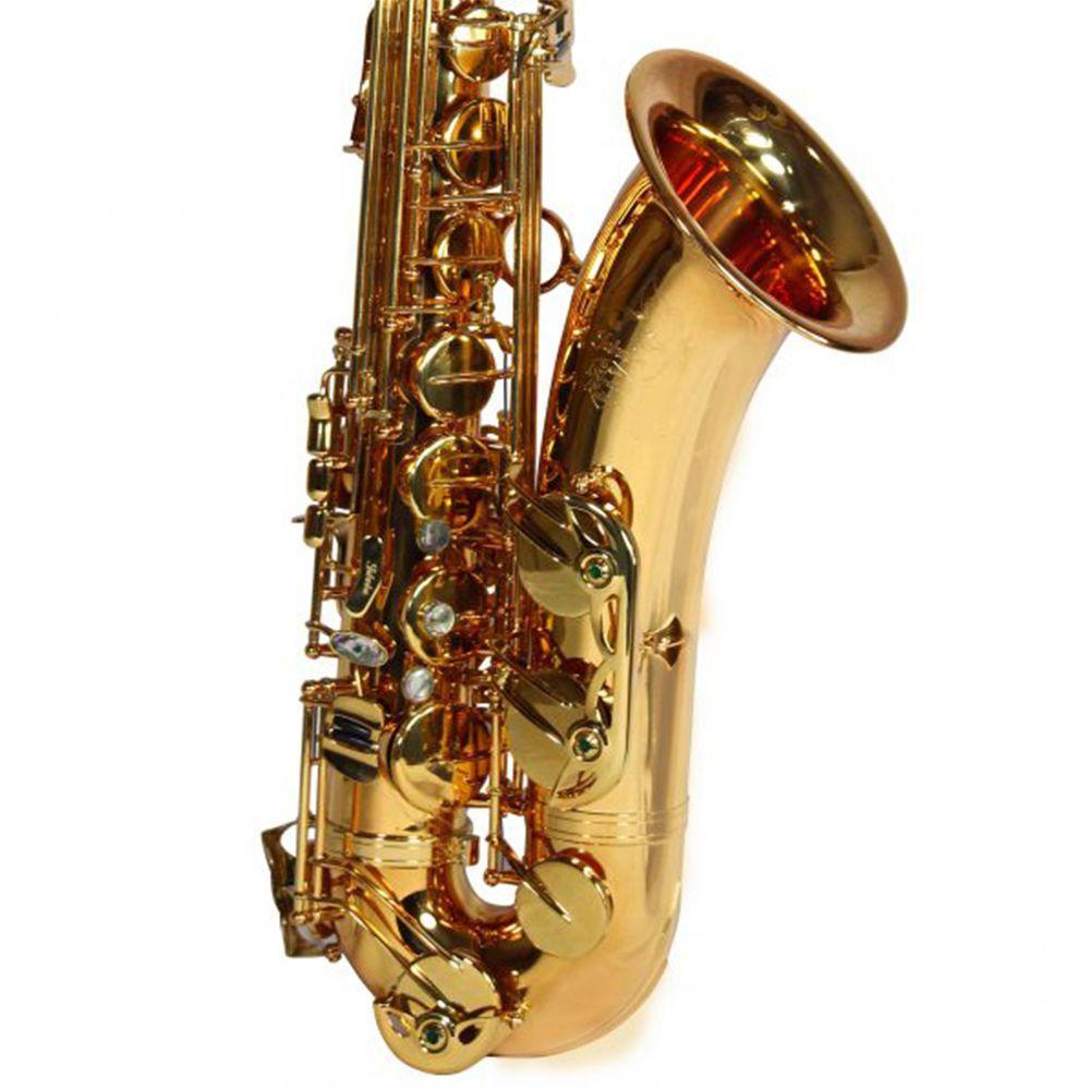 Saxofone Tenor Jahnke JSTH102 Laquedo Si Bemol