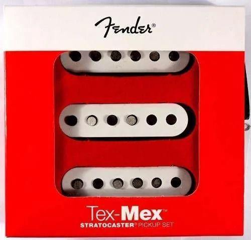 Set Captador Fender Tex-Mex Special Single Coil