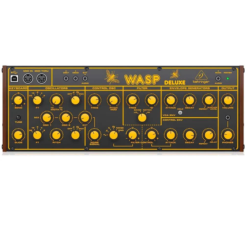 Sintetizador - WASP DELUXE - BEHRINGER