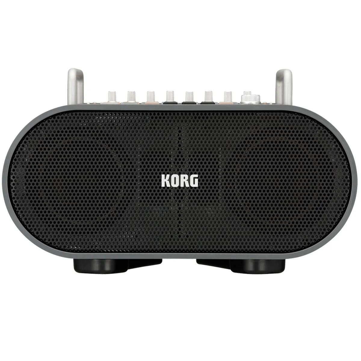 Sistema de Som Korg Rhythm Stageman 80W