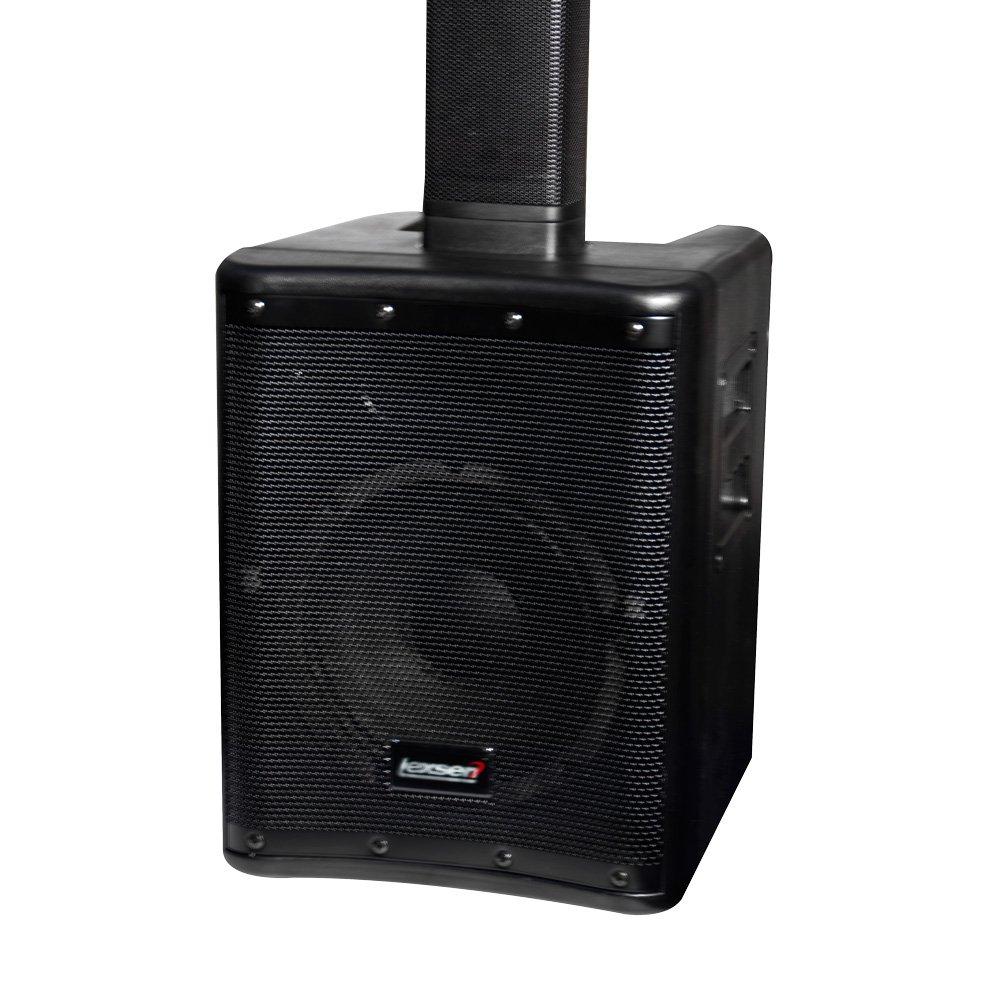 Sistema de som portatil vertical - LPA8 - Lexsen