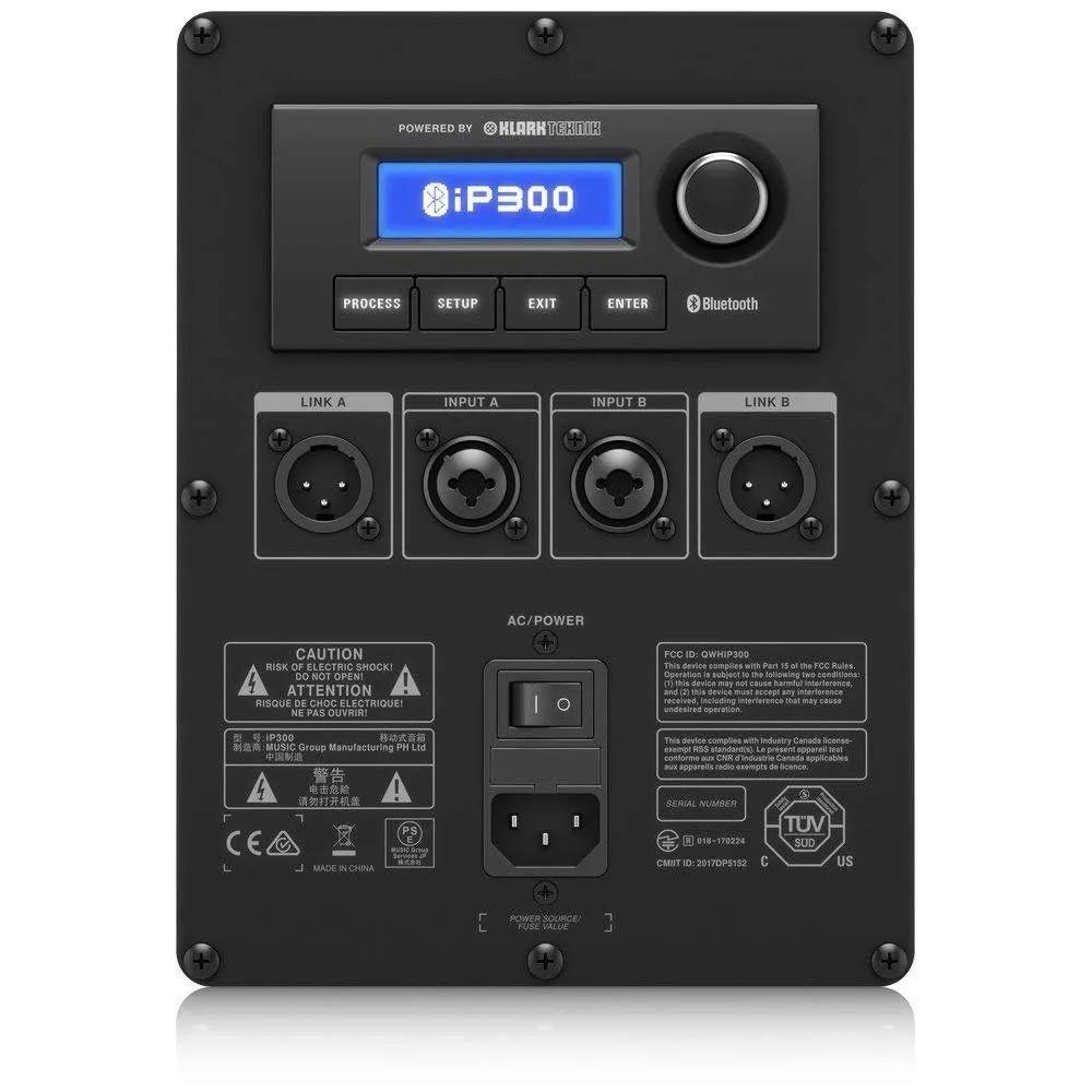 Sistema PA Portatil - iP300 - Turbosound