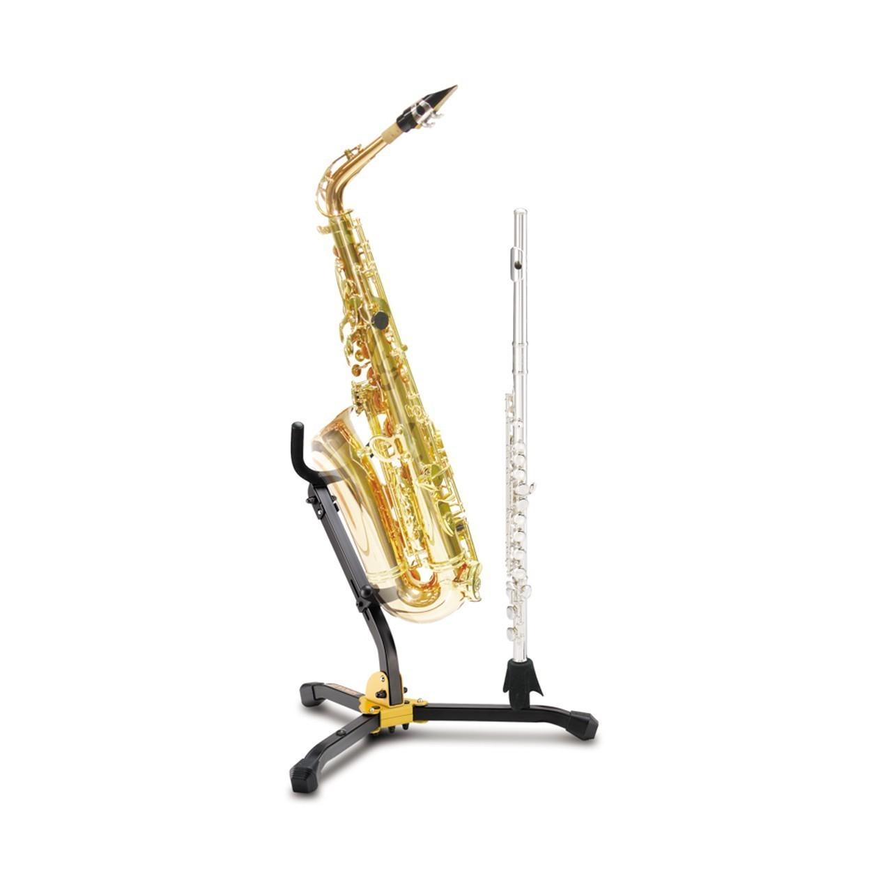 Suporte Combinado P/sax Alto Tenor/ Clarinete Flauta Ds532bb Hercules