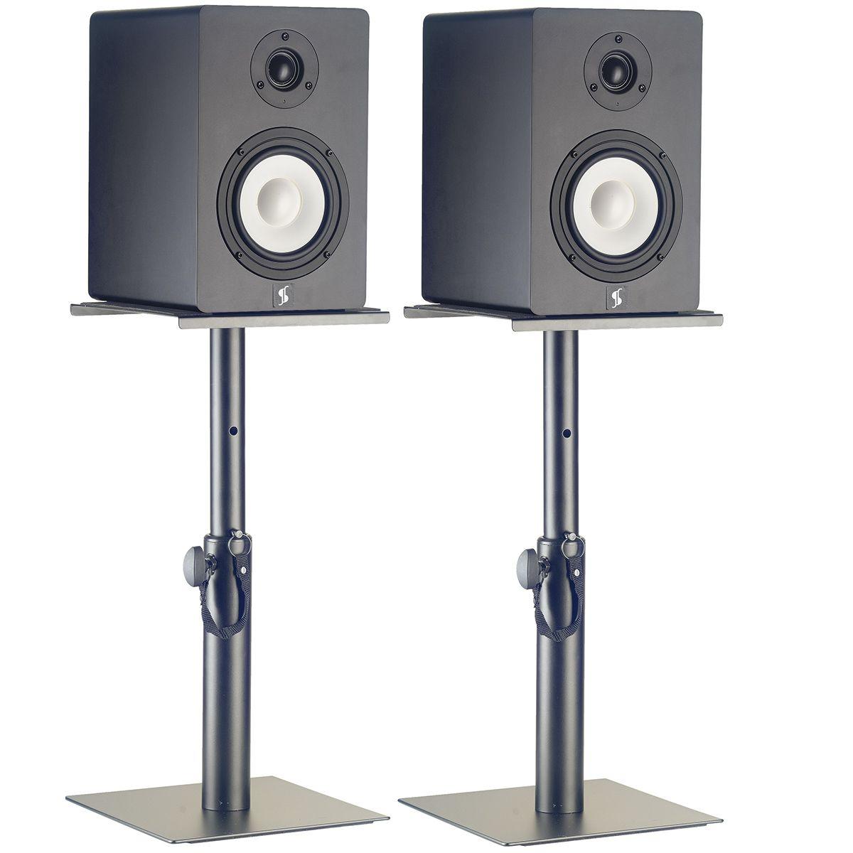 Suporte Stagg SMOS-05 Set para Monitores de Referencia