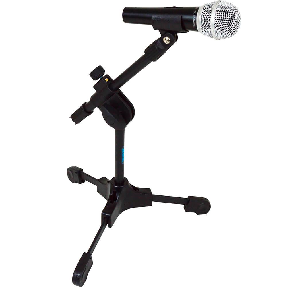 Suporte de Microfone Ask SPM LIGHT para Mesa Semi Articulado