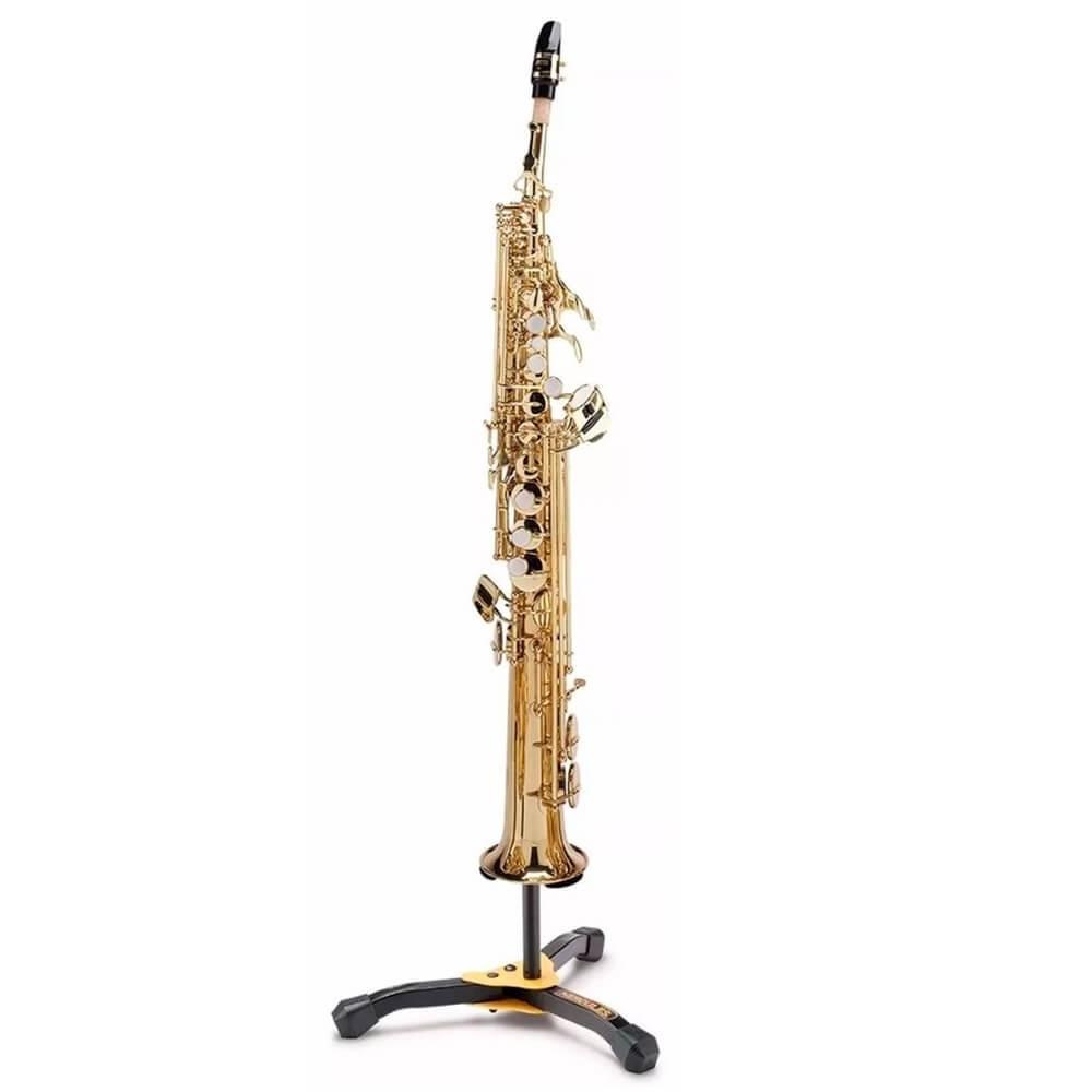 Suporte P/sax Soprano Ds531bb Hercules