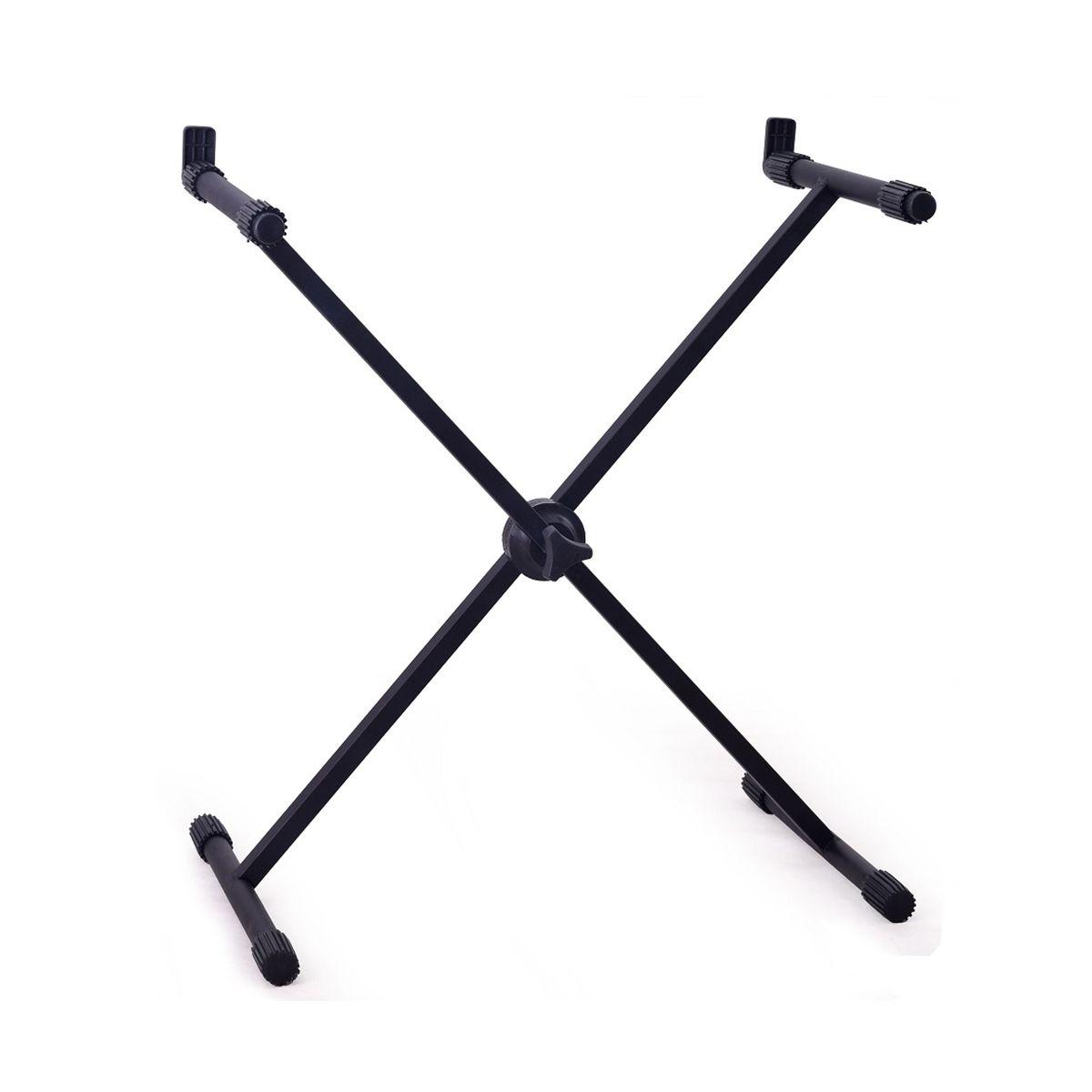 Suporte para Teclado Ibox X10 Regulável Preto