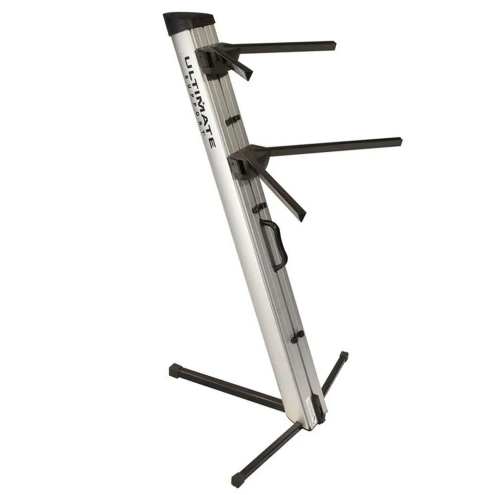 Suporte para Teclado Ultimate Stands AX-48 Pro Silver