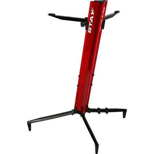 Suporte Stay Torre 1300/01 Vermelho para Teclados com Bag