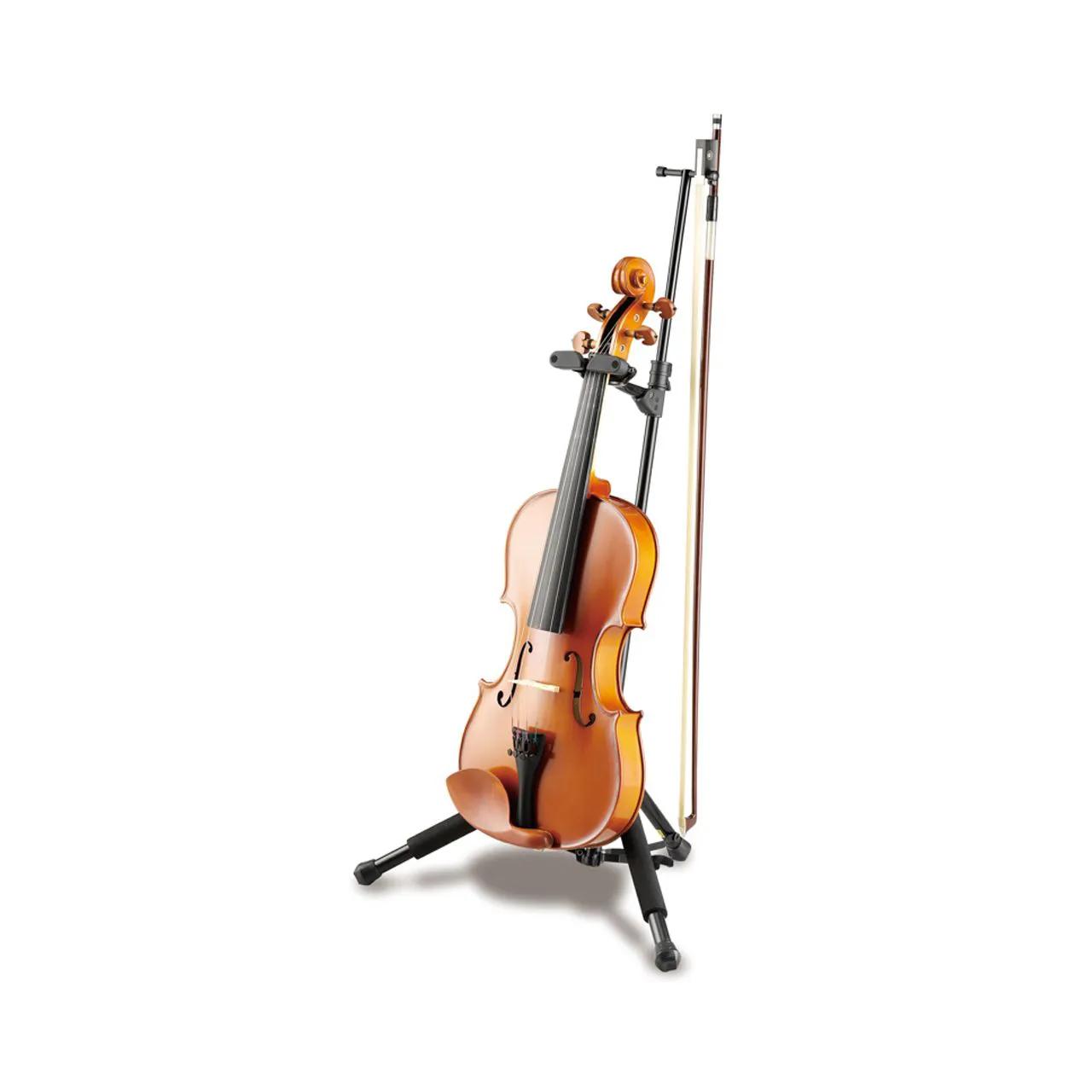 Suporte Travlite Aluminio P/violino/viola Ds571bb Hercules