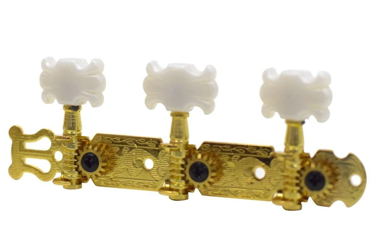 Tarraxas Tagima TMH-830 para Violão Nylon Dourada