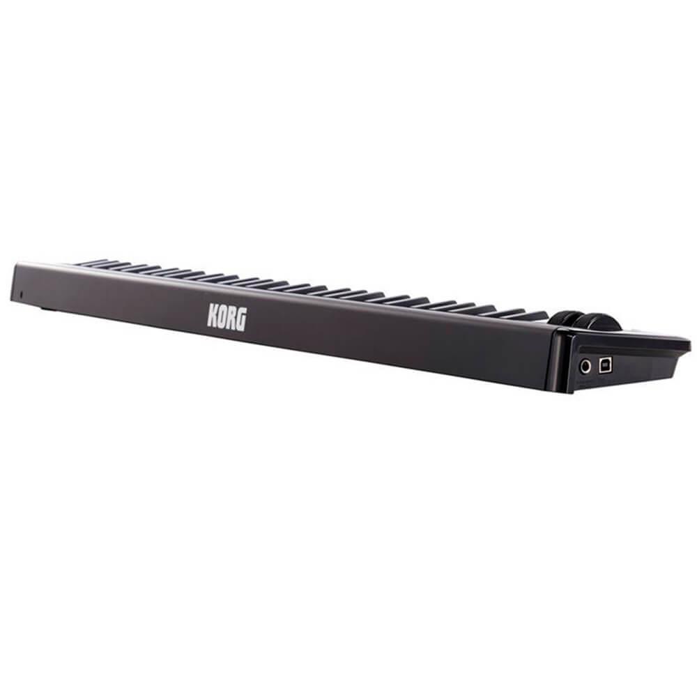 Teclado Controlador Korg MicroKey 2 61 MIDI USB 61 Teclas