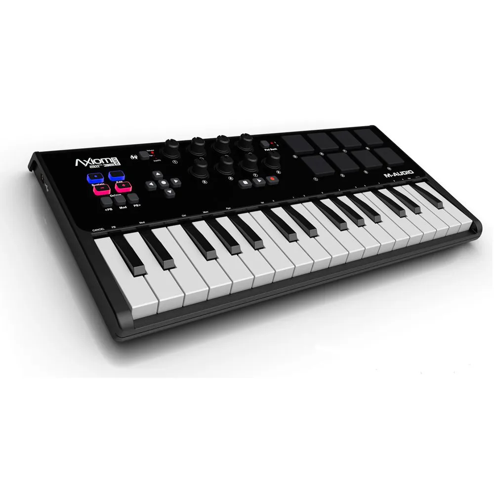 Teclado Controlador M-Audio Axiom Air Mini 32 Teclas
