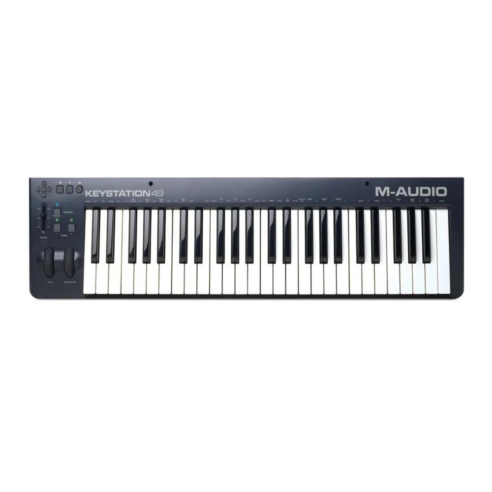 Teclado Controlador M-Audio Keystation 49 V2 49 Teclas