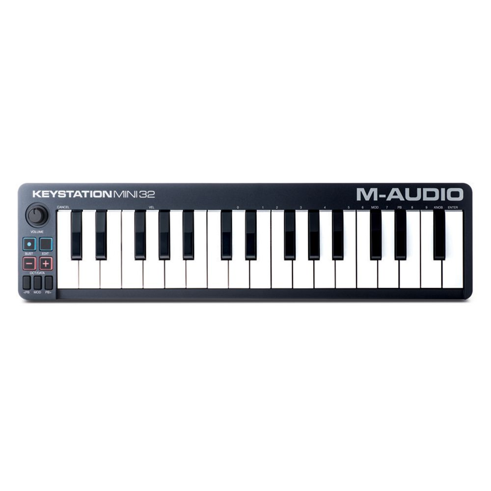 Teclado Controlador M-Audio Keystation Mini 32 V2