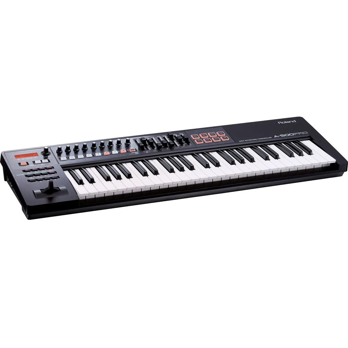 Teclado Controlador Roland A-500 PRO MIDI / USB