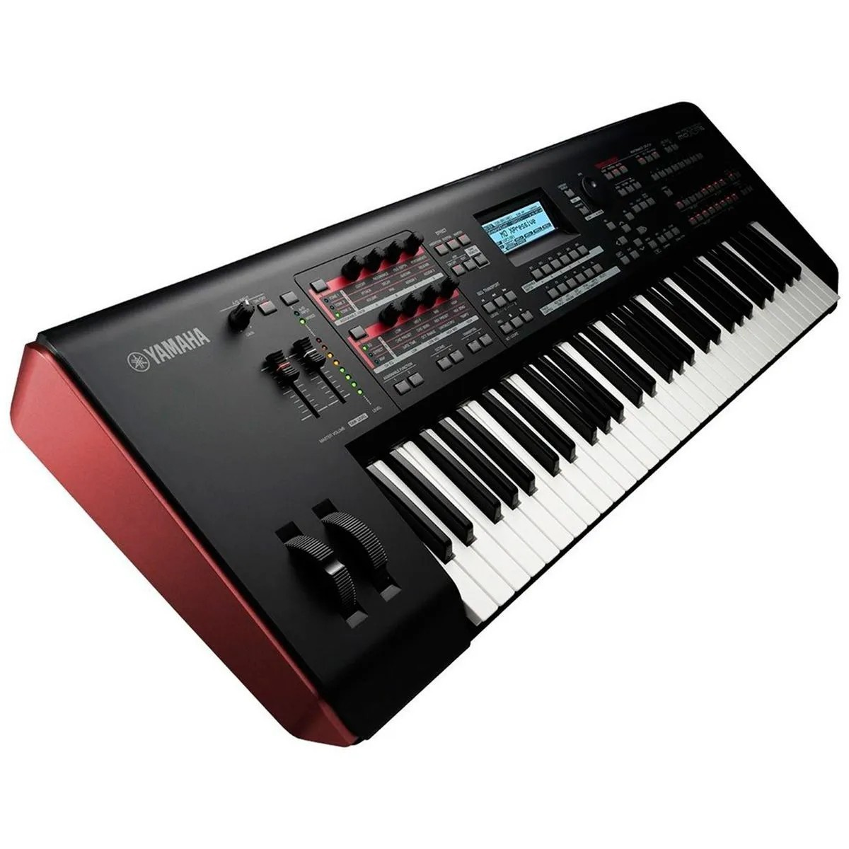 Teclado Sintetizador Yamaha MOXF6 61 Teclas