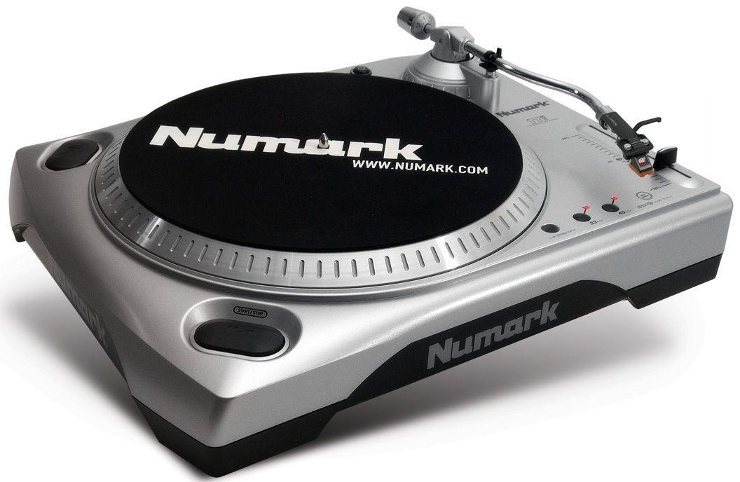 Toca Disco Numark TT USB
