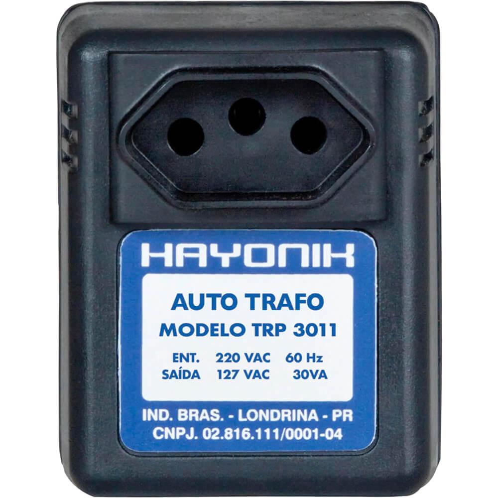 Transformador Hayonik TRP3011 30Va E220V / S127V de Parede