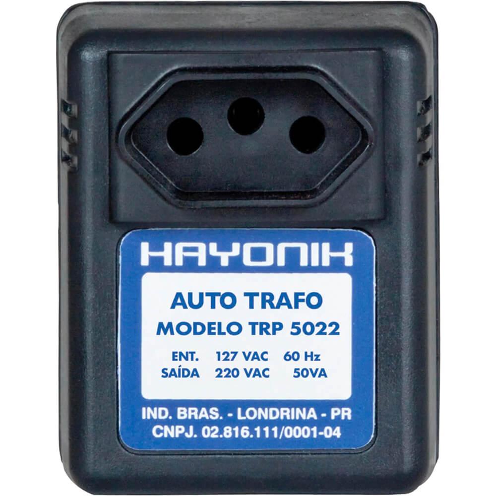 Transformador Hayonik TRP5022 50Va E127V / S220V de Parede