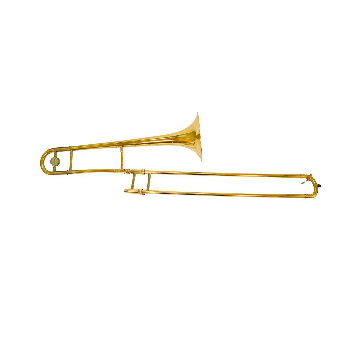 Trombone Alto Benson BTBA 1AL Laqueado Bb