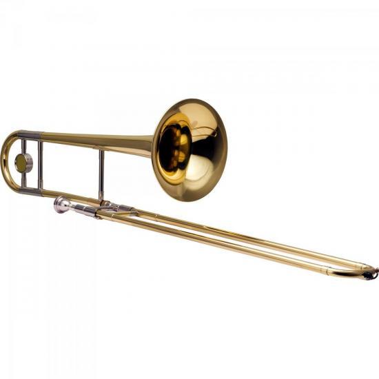 Trombone de Vara Bb HSL-700L Laqueado HARMONICS