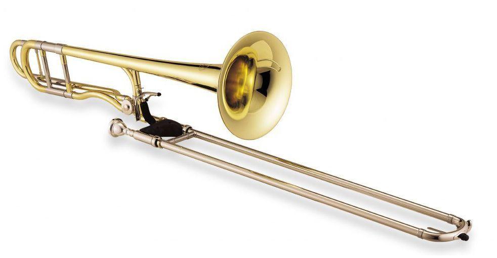 Trombone de Vara Jupiter JSL538RL Série 500 Bb/F com Case