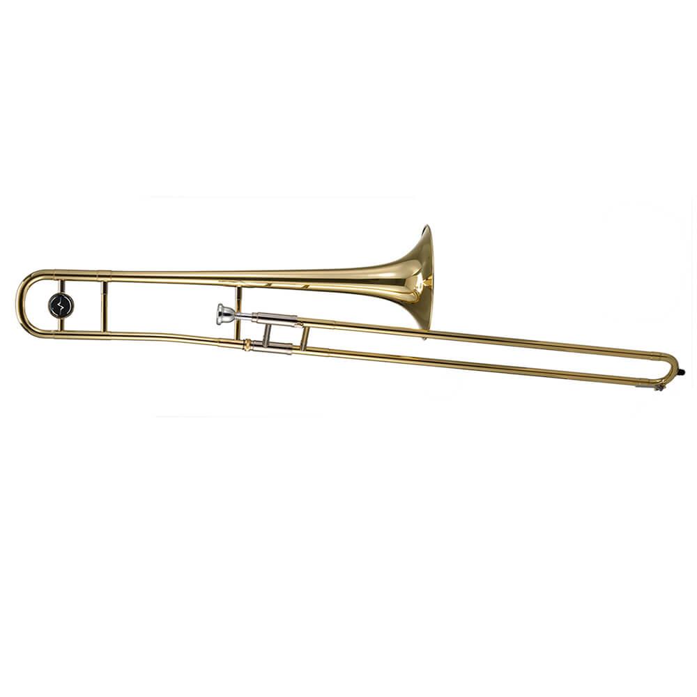 Trombone de Vara Vogga VSTB701N Si Bemol Laqueado