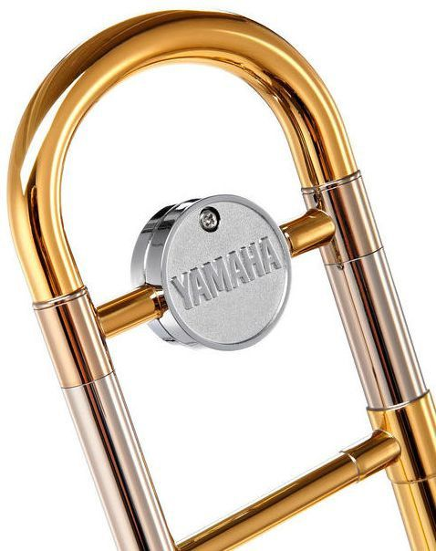 Trombone de Vara Yamaha YSL354/E Bb Laquedo com Case