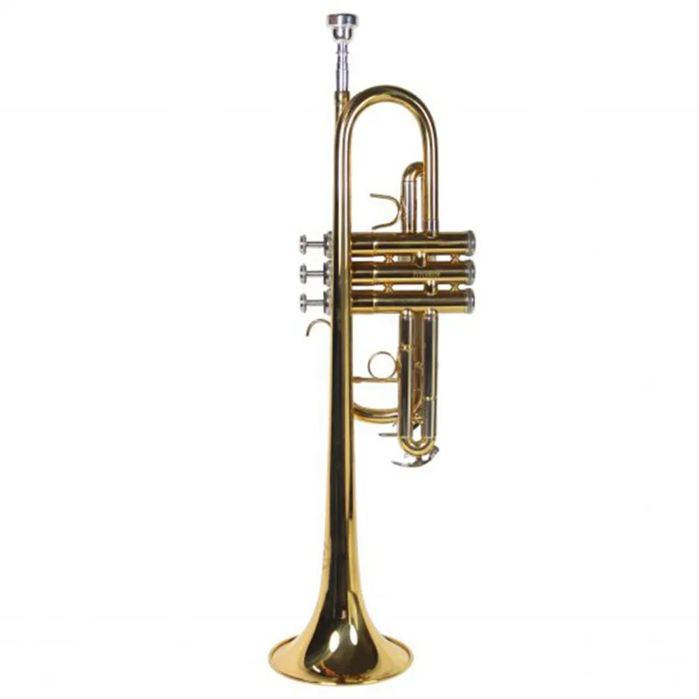 Trompete Jahnke JTR009 Laqueado em Dó