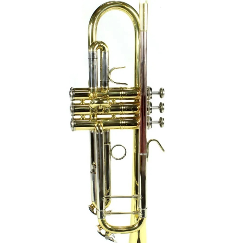 Trompete Profissional Jahnke JTR101 Laqueado Si Bemol