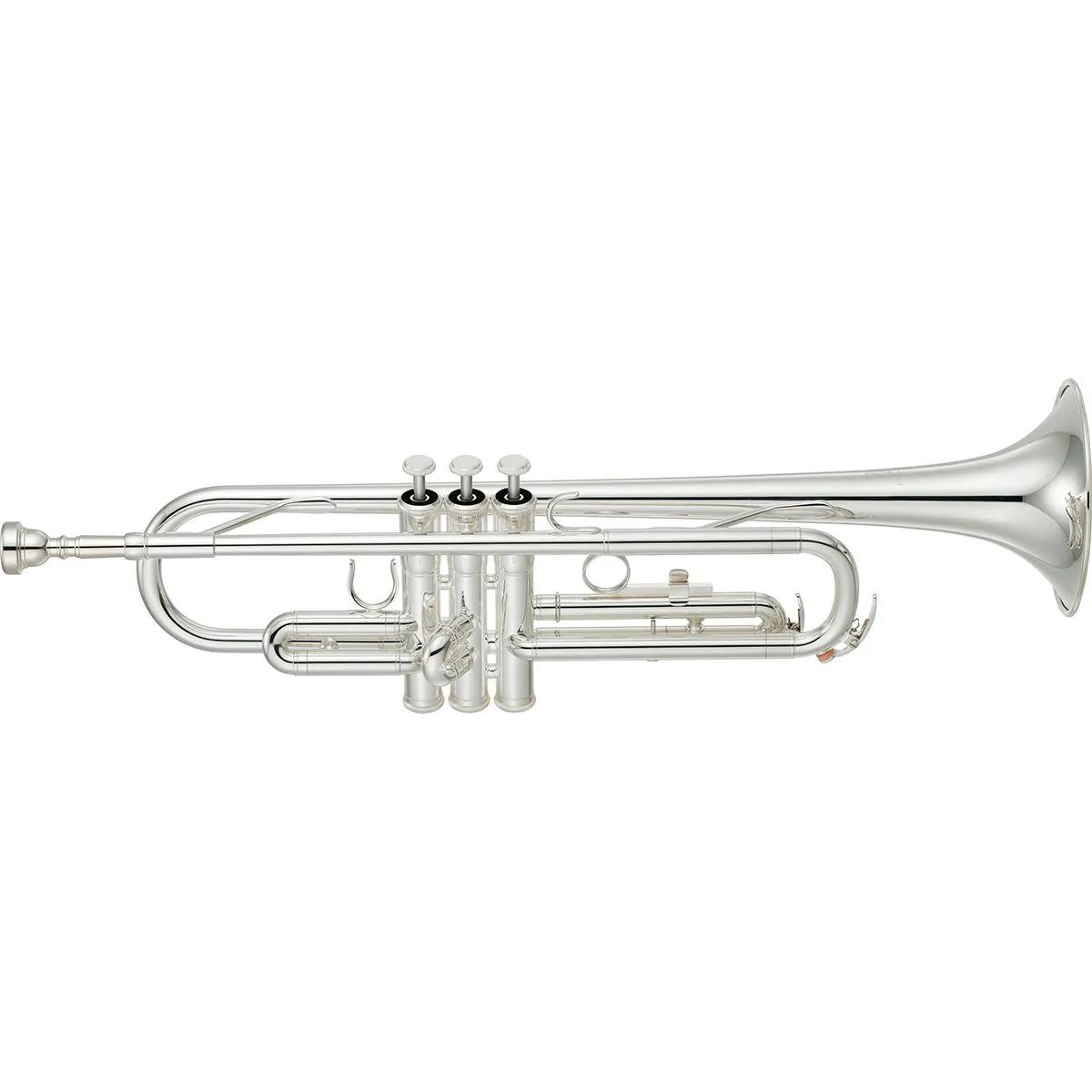 Trompete Yamaha YTR-2330 Bb Prata com Case