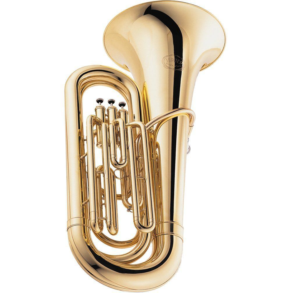 Tuba Jupiter 3/4 JCB378L Série 300 BBb Laqueada com Case