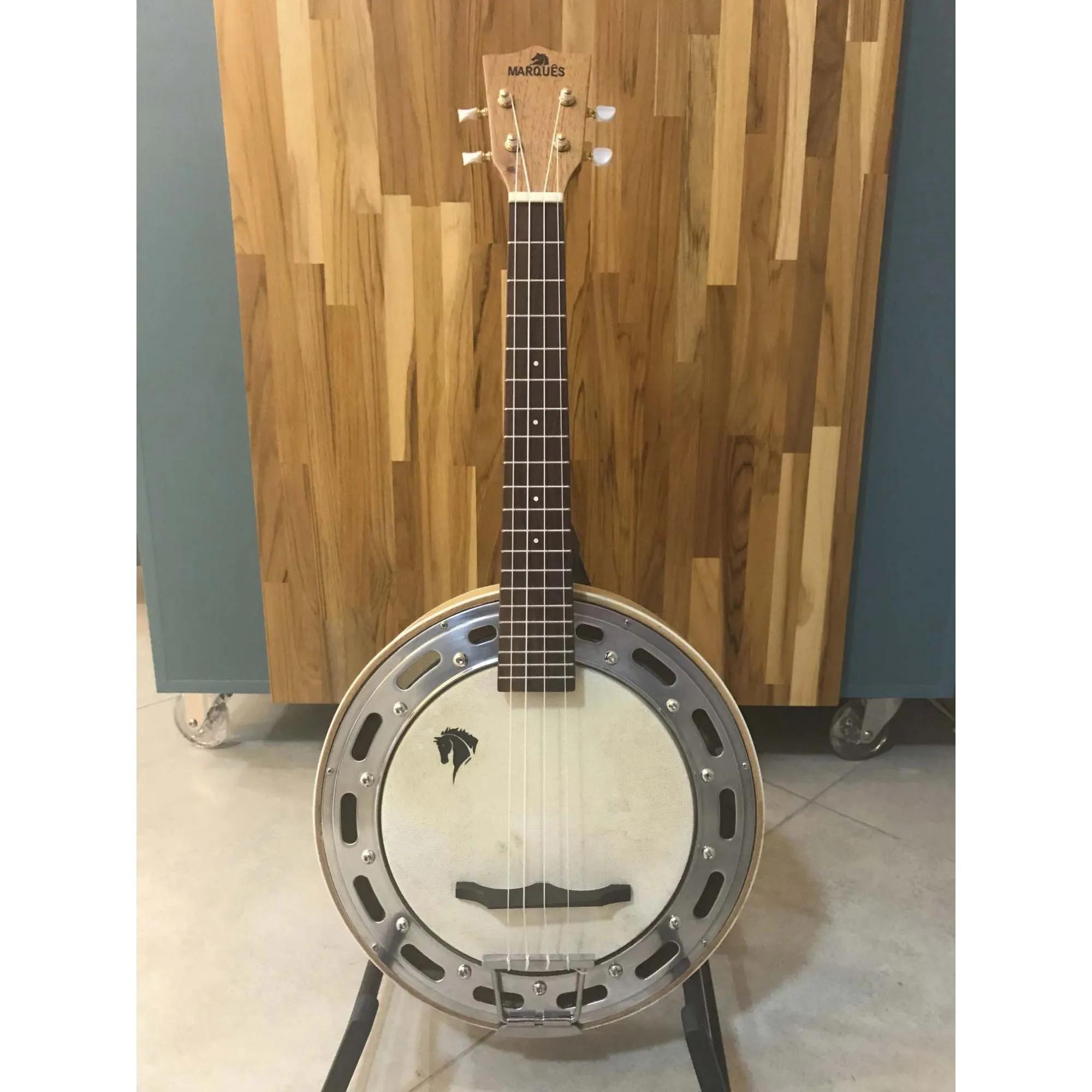 Ukulele Banjo Tenor Acústico Marquês UKT117 Natural