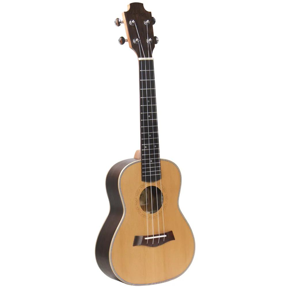 Ukulele Benson UB-304S Concert Solid Cedar c/ Cordas Aquila