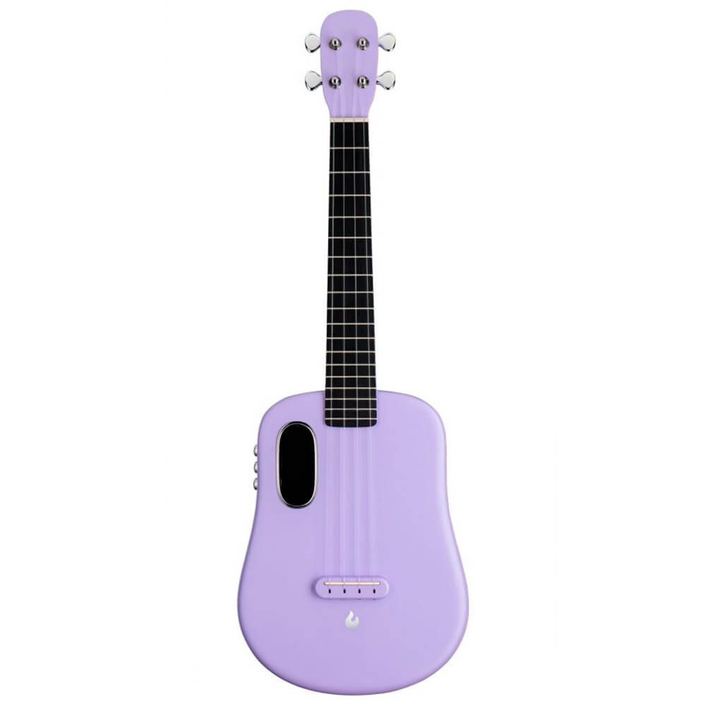 Ukulele Elétrico Lava Music Lava U Tenor Purple com Case