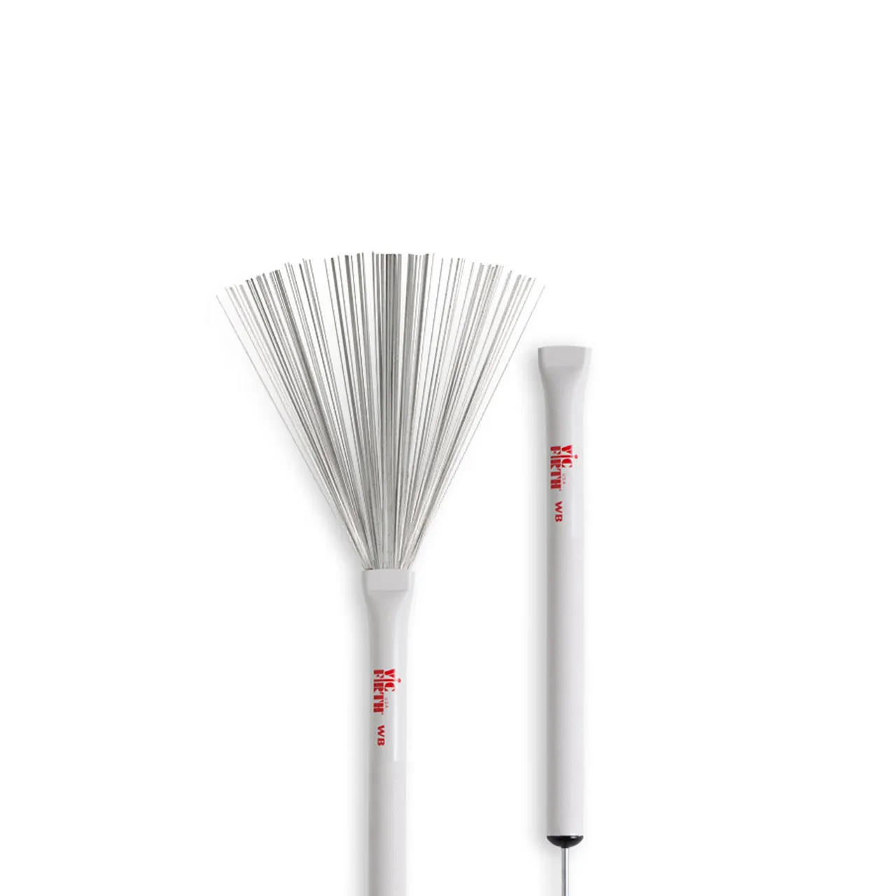Vassourinha Jazz Brush Aco Retratil Wb Vic Firth