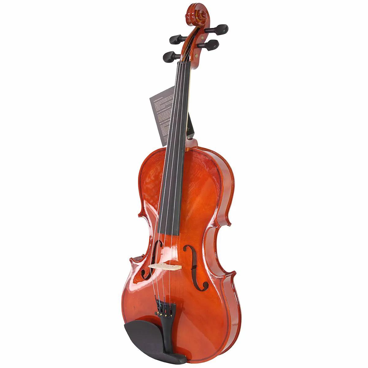 Viola de Arco Jahnke JVO001 3/4 Natural com Case