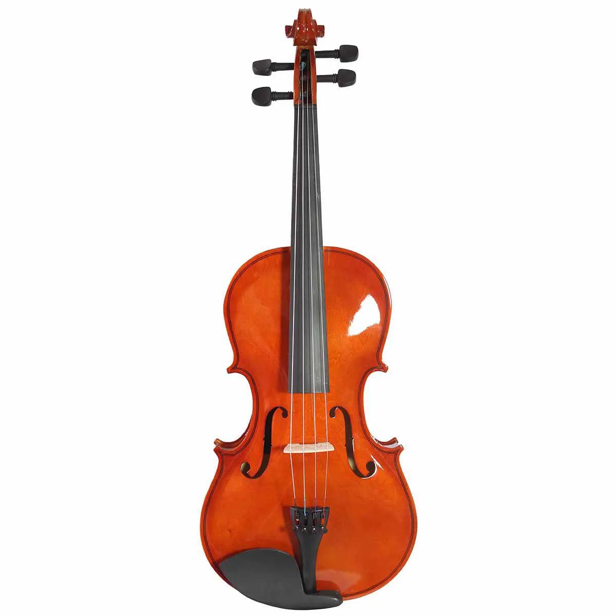 Viola de Arco Jahnke JVO001 4/4 Natural com Case