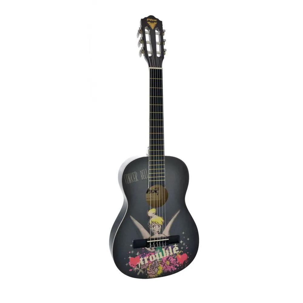 Violão Acústico PHX VJT-1 Disney Tinkerbell Trouble Nylon