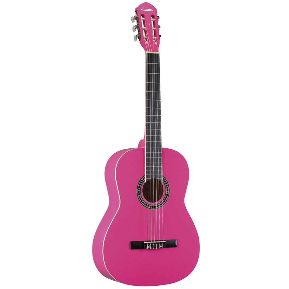 Violão Acústico Tagima Memphis AC 39 Nylon Pink