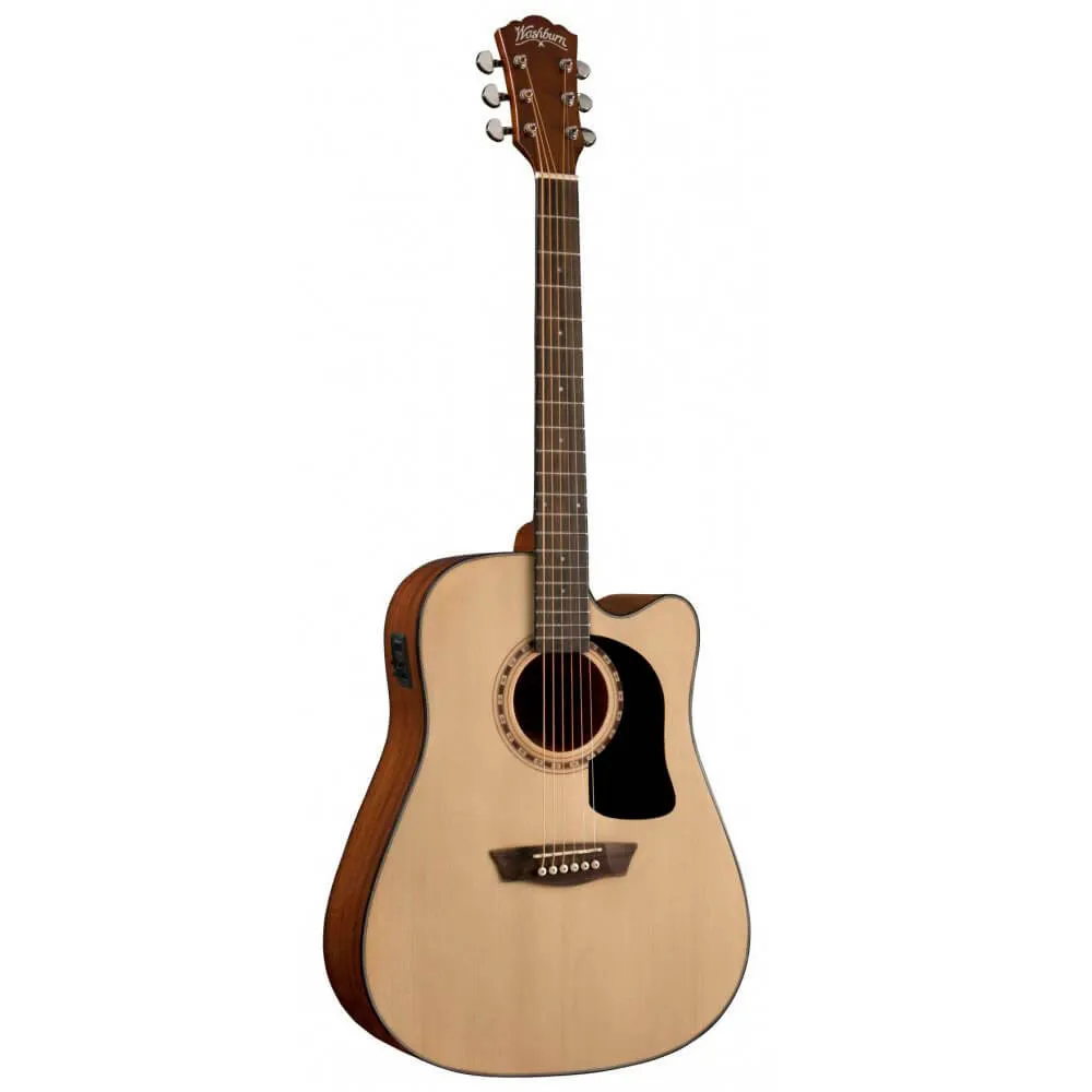 Violao Dreadnought - AD5CENSPACK - WASHBURN