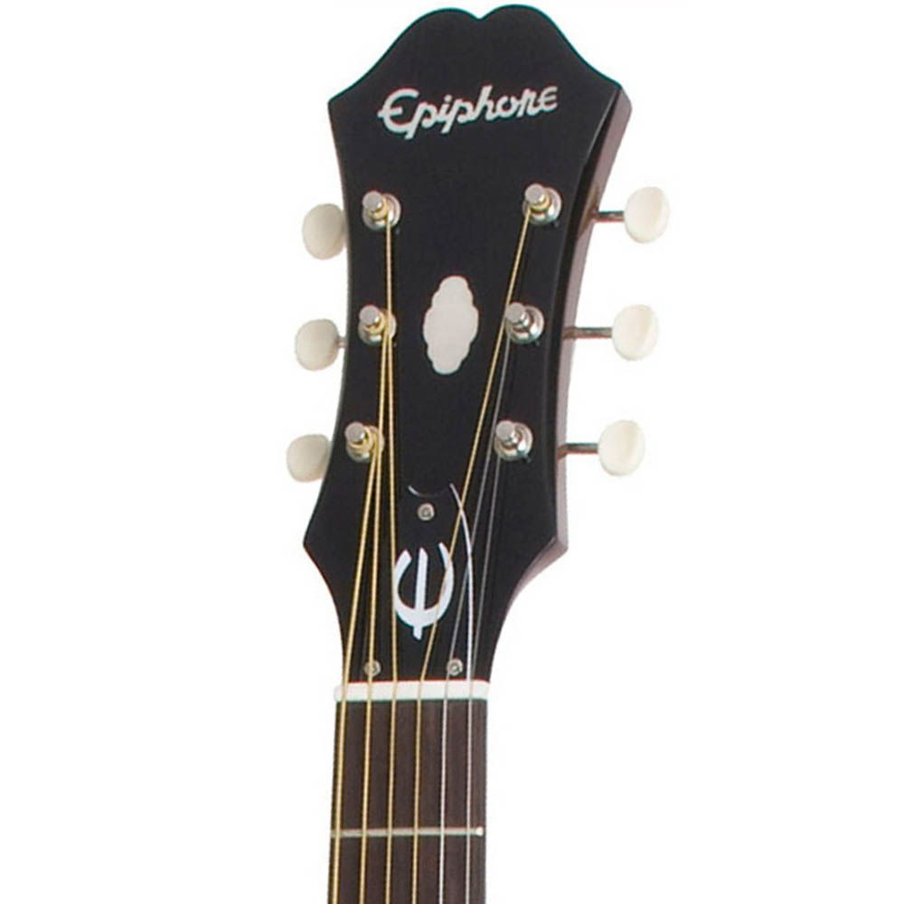 Violão Eletro-Acústico Epiphone Texan 1964 Antique Natural
