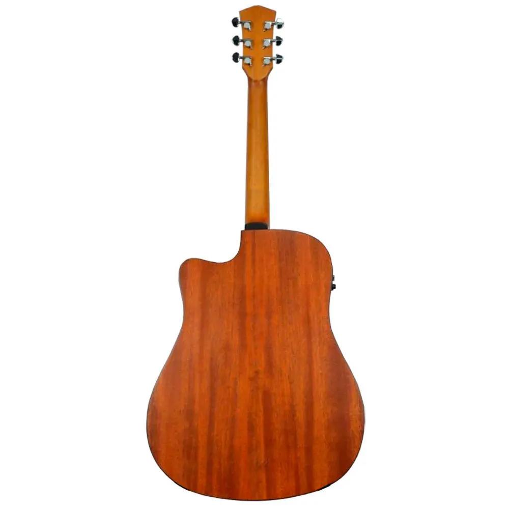 Violão Eletro-Acústico Phx PX-41 Folk Cutaway Natural Satin