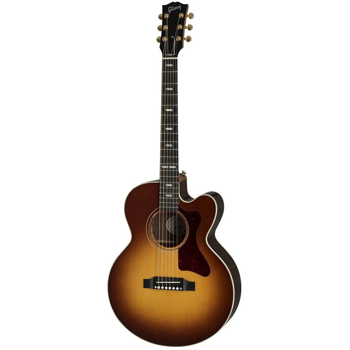 Violão Gibson Parlor Rosewood Burst AG 2018 Antique Natural