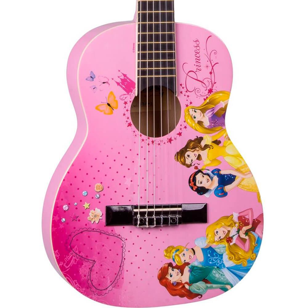 Violão Infantil Acústico Phx VIP-3 Disney True Princess